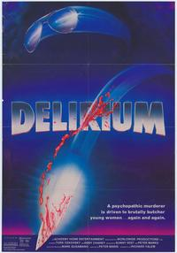 Delirium - 27 x 40 Movie Poster - Style A