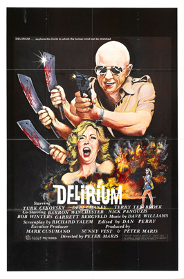 Delirium - 27 x 40 Movie Poster - Style B