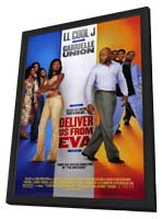 Deliver Us from Eva - 11 x 17 Movie Poster - Style A - in Deluxe Wood Frame