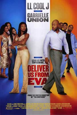 Deliver Us from Eva - 27 x 40 Movie Poster - Style A