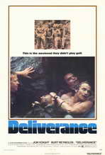 Deliverance - 11 x 17 Movie Poster - Style A