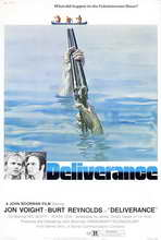 Deliverance - 11 x 17 Movie Poster - Style B