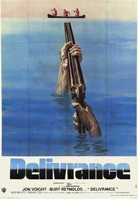 Deliverance - 11 x 17 Poster - Foreign - Style A