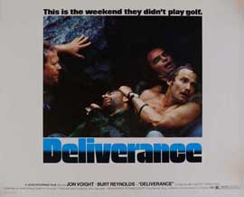 Deliverance - 11 x 14 Movie Poster - Style B