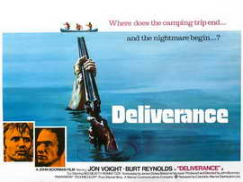 Deliverance - 30 x 40 Movie Poster UK - Style A