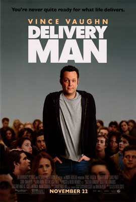 Delivery Man - DS 1 Sheet Movie Poster - Style A
