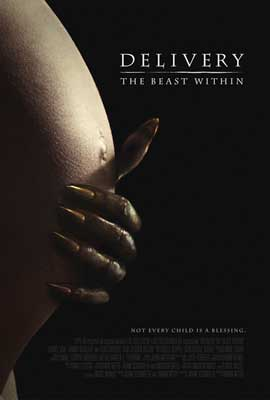 Delivery: The Beast Within - 11 x 17 Movie Poster - Style A