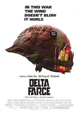 Delta Farce - 11 x 17 Movie Poster - Style A