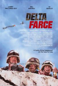Delta Farce - 43 x 62 Movie Poster - Bus Shelter Style B