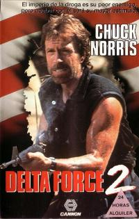 Delta Force 2: The Colombian Connection - 11 x 17 Movie Poster - Spanish Style A