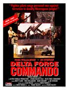 Delta Force Commando - 43 x 62 Movie Poster - Bus Shelter Style A