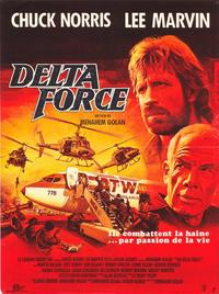 Delta Force - 11 x 17 Movie Poster - Belgian Style A