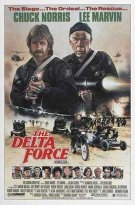 Delta Force - 27 x 40 Movie Poster - Style A