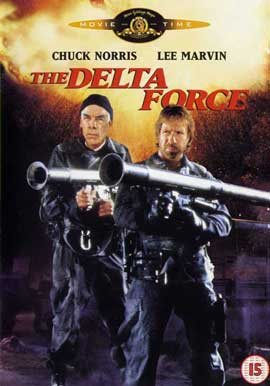 Delta Force - 11 x 17 Movie Poster - UK Style A