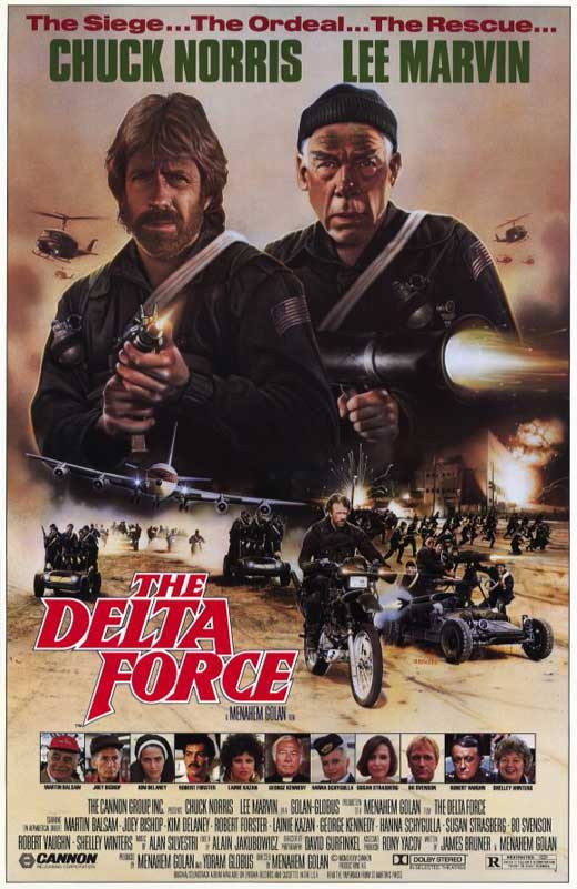 Alan Silvestri Delta Force Bande Originale Du Film