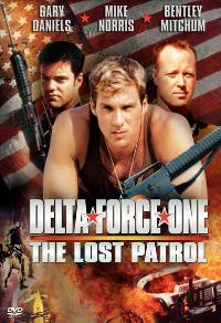 Delta Force One: The Lost Patrol - 11 x 17 Movie Poster - Style A