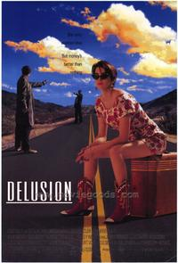 Delusion - 27 x 40 Movie Poster - Style A