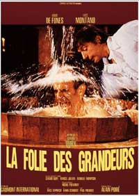 Delusions of Grandeur - 11 x 17 Movie Poster - French Style A