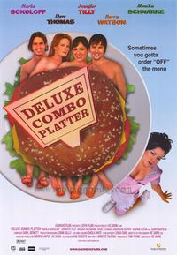 Deluxe Combo Platter - 27 x 40 Movie Poster - Style A