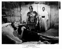 Demetrius and the Gladiators - 8 x 10 B&W Photo #1