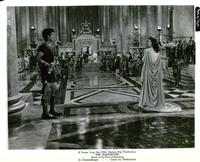 Demetrius and the Gladiators - 8 x 10 B&W Photo #2