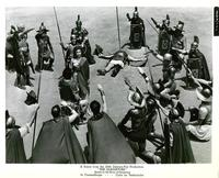 Demetrius and the Gladiators - 8 x 10 B&W Photo #9