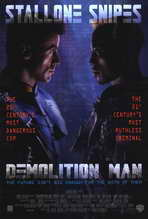 Demolition Man - 27 x 40 Movie Poster - Style A