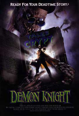 Demon Knight - 11 x 17 Movie Poster - Style A
