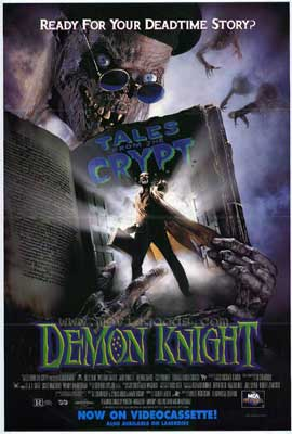 Demon Knight - 11 x 17 Movie Poster - Style B