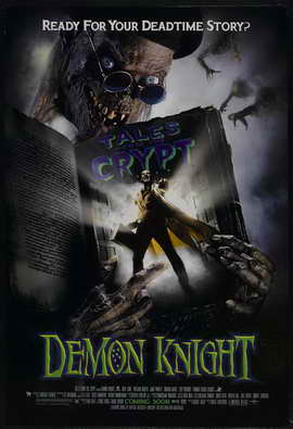Demon Knight - 11 x 17 Movie Poster - Style D