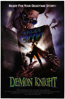 Demon Knight - Movie Poster - Reproduction - 11 x 17 Style A