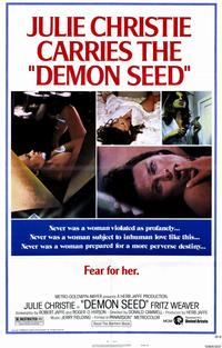 Demon Seed - 11 x 17 Movie Poster - Style A