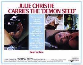Demon Seed - 11 x 14 Movie Poster - Style D