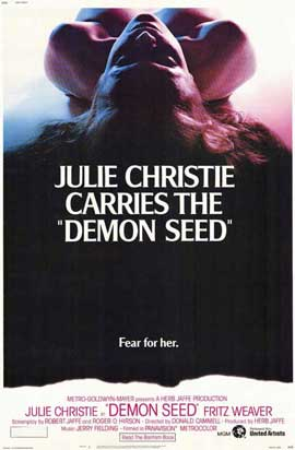 Demon Seed - 11 x 17 Movie Poster - Style C