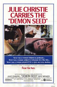 Demon Seed - 27 x 40 Movie Poster - Style A