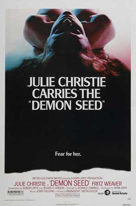 Demon Seed - 27 x 40 Movie Poster - Style B