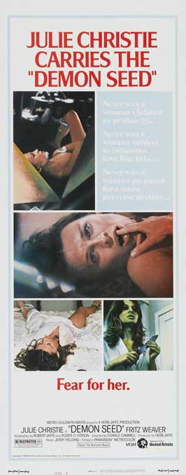 Demon Seed - 14 x 36 Movie Poster - Insert Style A