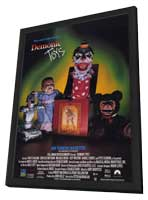 Demonic Toys - 11 x 17 Movie Poster - Style A - in Deluxe Wood Frame