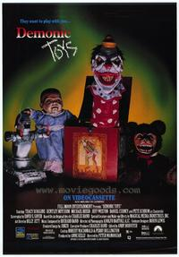 Demonic Toys - 43 x 62 Movie Poster - Bus Shelter Style A