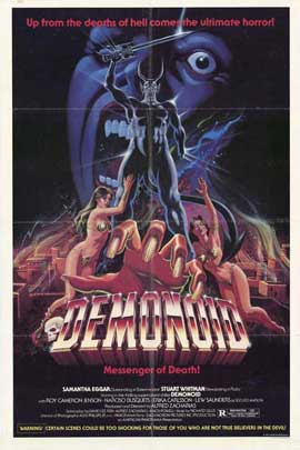 Demonoid - 27 x 40 Movie Poster - Style A