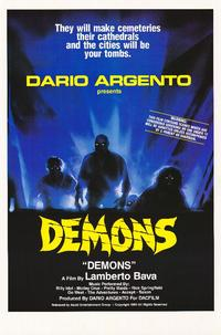 Demons - 43 x 62 Movie Poster - Bus Shelter Style A