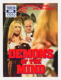 Demons of the Mind - 11 x 17 Movie Poster - Style A