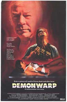 Demonwarp - 27 x 40 Movie Poster - Style A