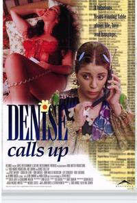 Denise Calls Up - 11 x 17 Movie Poster - Style B