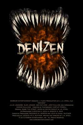 Denizen - 27 x 40 Movie Poster - Style A