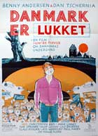 Denmark Closed Down - 27 x 40 Movie Poster - Danish Style A