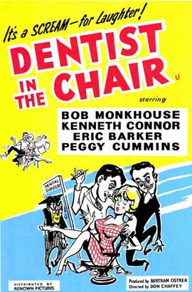 Dentist In the Chair - 11 x 17 Movie Poster - Style A