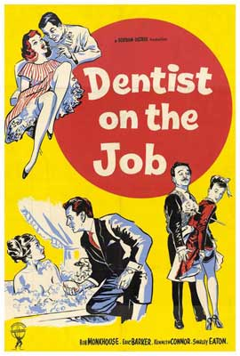Dentist on the Job - 27 x 40 Movie Poster - Style A