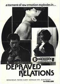 Depraved Relations - 27 x 40 Movie Poster - Style A