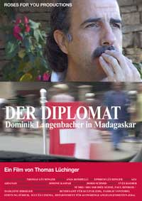 Der Diplomat - 11 x 17 Movie Poster - Swiss Style A